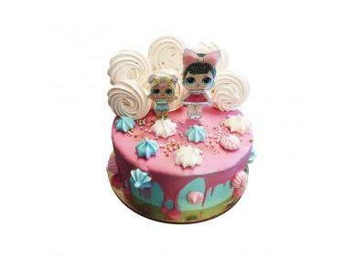Tort dziecięcy 3d11