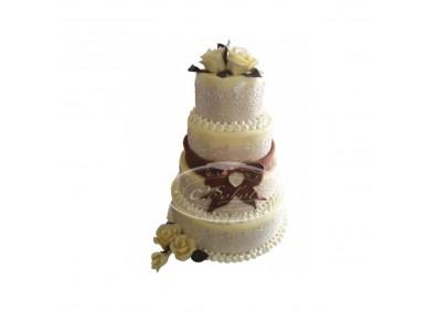 Tort weselny KCC04