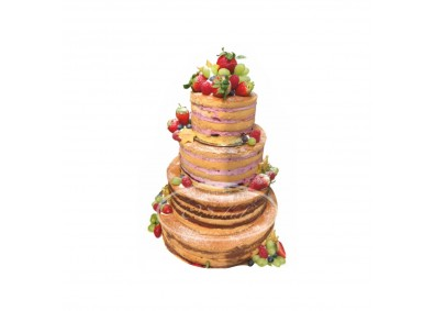 Tort weselny Nc08