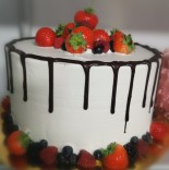 Tort drip cake